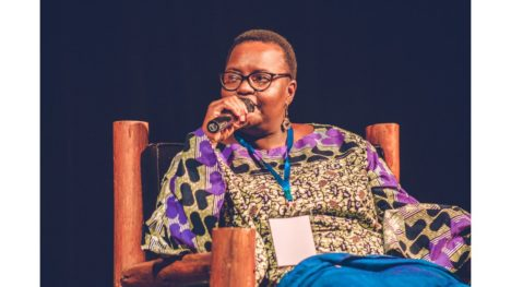 A judge of the Writivism Literary Festival 2019 Prize